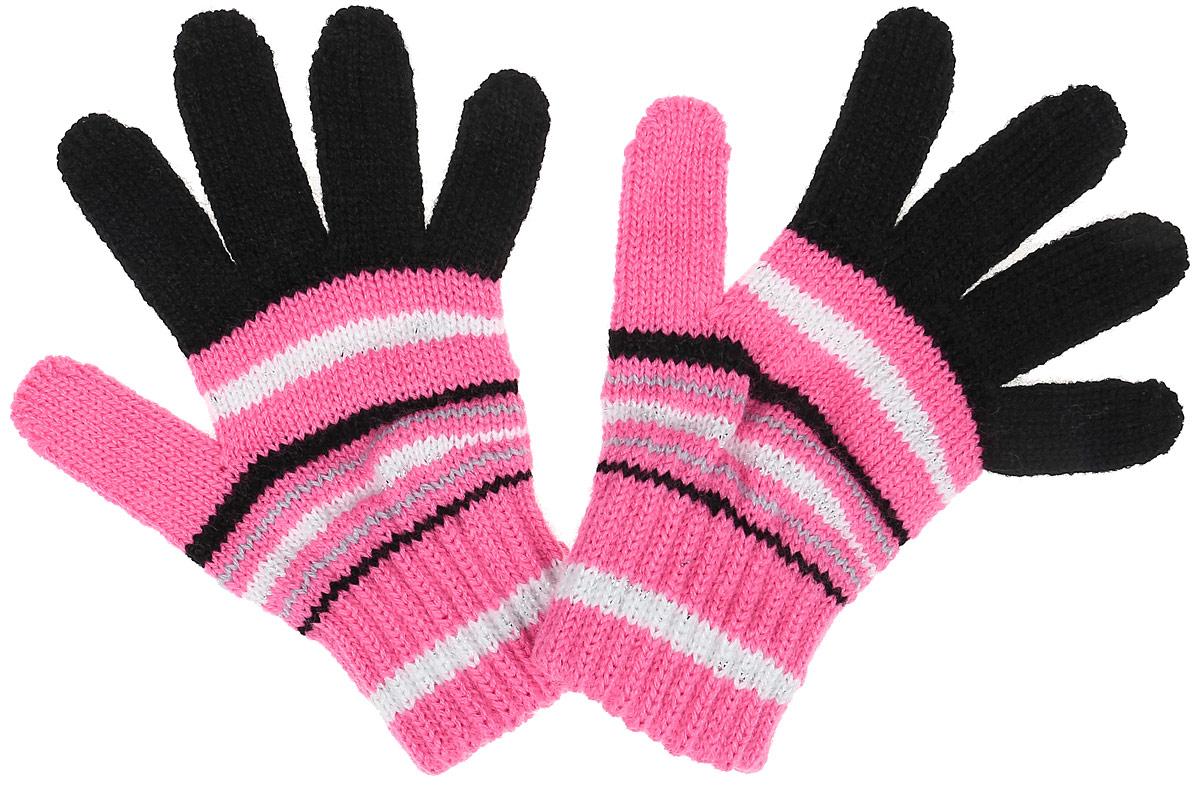 Перчатки детскиеGGBRAND-22Вязаные перчатки для девочки Margot Bis Gg Brand идеально подойдут для прогулок в прохладное время года. Изготовленные из 100% акрила, они необычайно мягкие и приятные на ощупь. Изделие дополнено широкими эластичными манжетами, не стягивающими запястья и надежно фиксирующими их на ручках ребенка. Манжеты связаны резинкой. Современный дизайн и расцветка делают эти перчатки модным и стильным предметом детского гардероба.