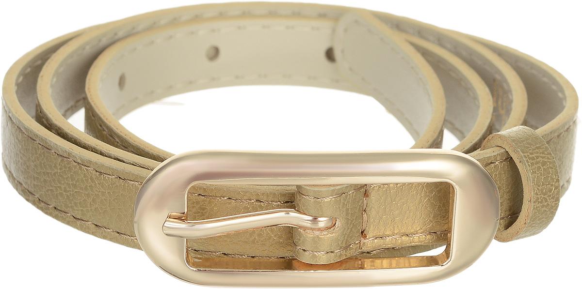 Ремень4401-19/15zЭлегантный тонкий ремень Vittorio Richi выполнен из высококачественной экокожи зернистой текстуры. Пряжка, выполненная из металла, позволит легко и быстро зафиксировать ремень и отрегулировать его длину. Уважаемые клиенты! Обращаем ваше внимание на тот факт, что размер ремня, доступный для заказа, является его длиной.