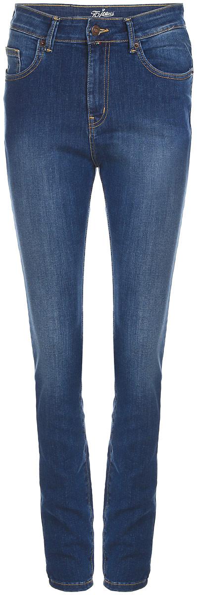 160252_19731_Blue denim Tressa str., w.mediumСтильные женские джинсы F5 изготовлены из хлопка с добавлением полиэстера и спандекса. Джинсы-скинни стандартной посадки застегиваются на пуговицу в поясе и ширинку на застежке-молнии. На поясе предусмотрены шлевки для ремня. Спереди модель оформлена двумя втачными карманами и накладным кармашком, а сзади - двумя накладными карманами. Джинсы оформлены эффектом потертости и контрастной прострочкой.