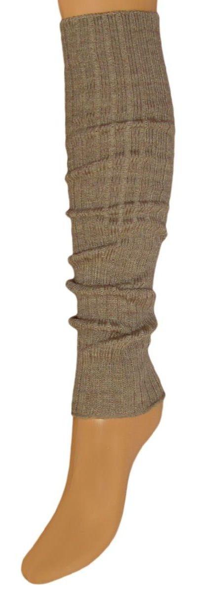 ГетрыSA88Женские гетры Гранд без носочной части, выполненные из высококачественного материала, - отличный зимний аксессуар. Удобная резинка не позволяет гольфам сползать вниз. Гетры отлично сохраняют тепло, имеют безупречный внешний вид, после стирки не меняют цвет. Благодаря свойствам эластана, не теряют первоначальный вид. Используя европейские стандарты на современных вязальных автоматах, компания Гранд предоставляет покупателю высокое качество изготавливаемой продукции.