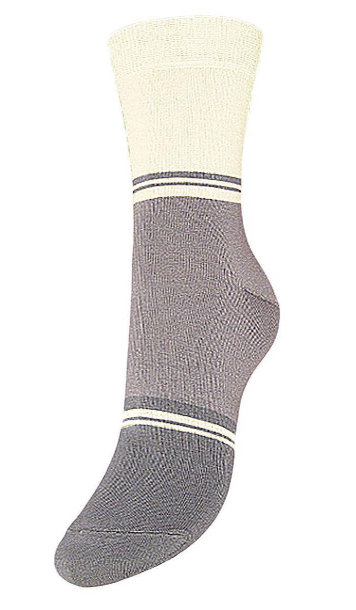 SCL40Женские носки Гранд выполнены из высококачественного хлопка, предназначены для повседневной носки. Носки с бесшовной технологией зашивки мыска (кеттельный шов) хорошо держат форму и обладают повышенной воздухопроницаемостью, имеют безупречный внешний вид, усиленные пятку и мысок для повышенной износостойкости, после стирки не меняют цвет. Благодаря свойствам эластана, не теряют первоначальный вид. Носки долгое время сохраняют форму и цвет, а так же обладают антибактериальными и терморегулирующими свойствами.