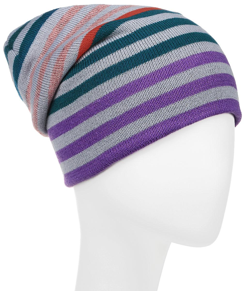 Шапка018 HIPHOP STRIPEТеплая шапка Ignite выполнена из высококачественного акрила. Шапка оформлена принтом в полоску и дополнена оригинальными нашивками с логотипом бренда. Уважаемые клиенты! Размер, доступный для заказа, является обхватом головы.