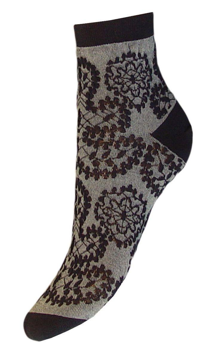 НоскиSCL75Женские носки Гранд изготовлены из высококачественного хлопка с добавлением полиамидных и эластановых волокон, они обладают антибактериальными и теплоизолирующими свойствами, хорошо впитывают влагу, не садятся и не деформируются. Мягкая анатомическая резинка идеально облегает ногу. Мысок и пятка усилены. В комплект входят две пары носков.