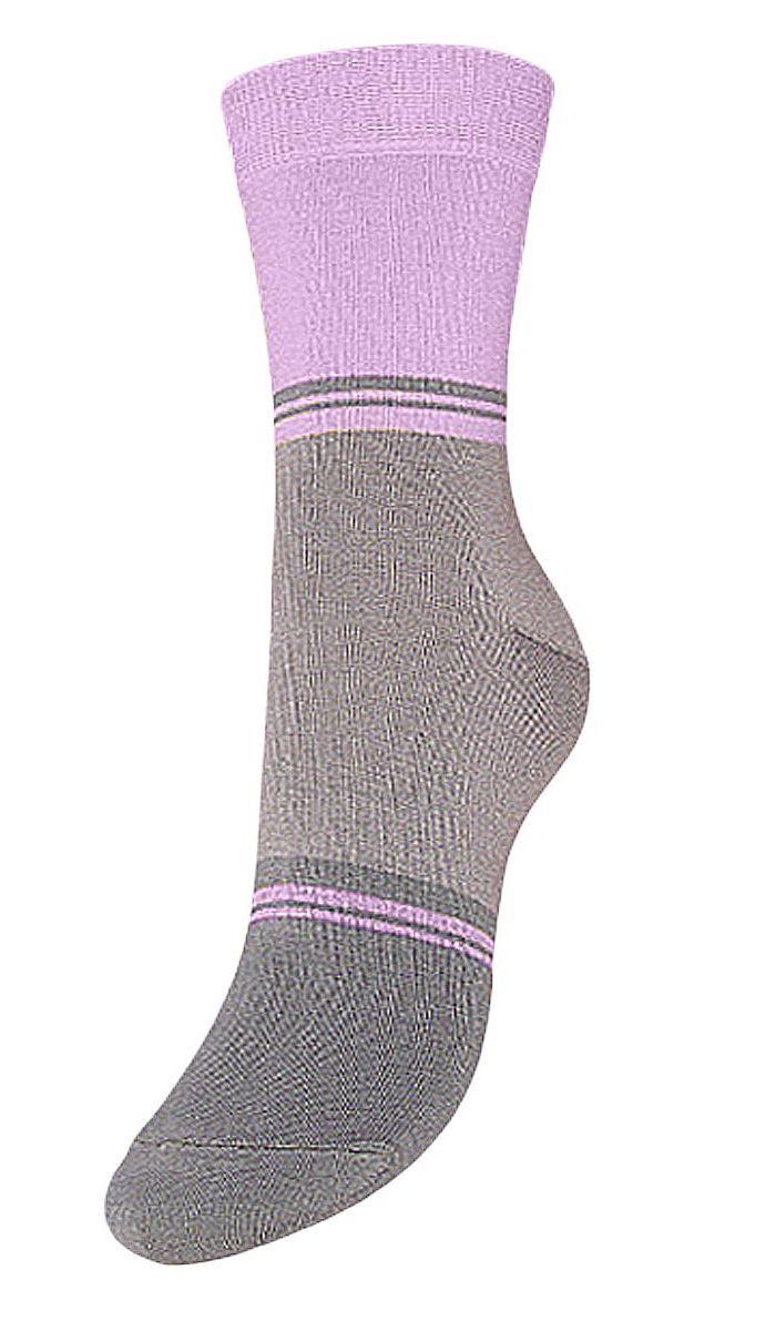 Комплект носковSCL40Женские носки Гранд выполнены из высококачественного хлопка, предназначены для повседневной носки. Носки с бесшовной технологией зашивки мыска (кеттельный шов) хорошо держат форму и обладают повышенной воздухопроницаемостью, имеют безупречный внешний вид, усиленные пятку и мысок для повышенной износостойкости, после стирки не меняют цвет. Благодаря свойствам эластана, не теряют первоначальный вид. Носки долгое время сохраняют форму и цвет, а так же обладают антибактериальными и терморегулирующими свойствами.