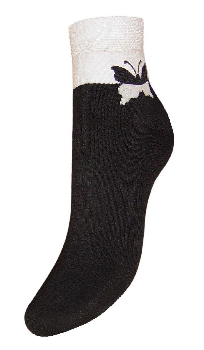 SML24Женские носки Гранд выполнены из высококачественного модала, для повседневной носки. Укороченные носки, оформленные рисунком бабочка на паголенке, изготовлены по европейским стандартам из лучшего волокна, имеют бархатистую структуру, обладают повышенной воздухопроницаемостью, не линяют после стирок. Благодаря свойствам эластана, не теряют первоначальный вид. Используя европейские стандарты на современных вязальных автоматах, компания Гранд предоставляет покупателю высокое качество изготавливаемой продукции.