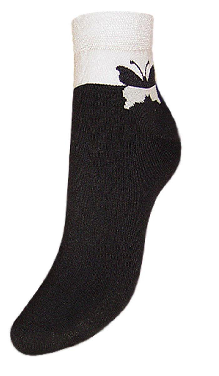 НоскиSCL24Женские носки Гранд выполнены из высококачественного хлопка, предназначены для повседневной носки. Носки с бесшовной технологией зашивки мыска (кеттельный шов), оформленные на паголенке текстурным рисунком бабочка, изготовлены по европейским стандартам из лучшей гребенной пряжи, хорошо держат форму и обладают повышенной воздухопроницаемостью, имеют безупречный внешний вид, усиленные пятку и мысок для повышенной износостойкости, после стирки не меняют цвет. Благодаря свойствам эластана, не теряют первоначальный вид. Носки произведены по европейским стандартам на современных итальянских вязальных автоматах Busi Giovanni.