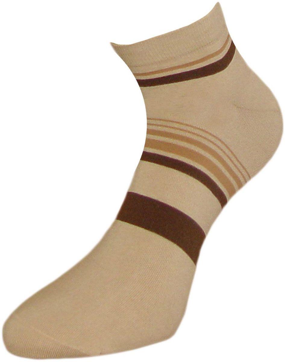 ZCL84Укороченные полосатые мужские носки Гранд выполнены из хлопка. Основа материала - высококачественный хлопок. Носки хорошо держат форму и обладают повышенной воздухопроницаемостью, не линяют после многочисленных стирок, имеют кеттельный шов и мягкую анатомическую резинку. Носки произведены по европейским стандартам на современных вязальных автоматах.