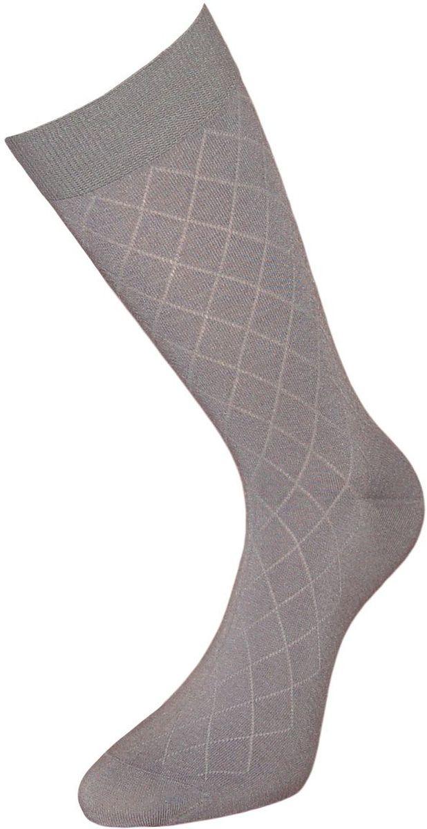 ZBL94Однотонные мужские носки Гранд выполнены из бамбука. Носки с бесшовной технологией (кеттельный, плоский шов), оформленные рисунком мелкий ромб, имеют легкий шелковый блеск, мягкую анатомическую резинку, усиленные пятку и мысок, обладают антибактериальными и теплоизолирующими свойствами, хорошо впитывают влагу, не садятся, не деформируются и не линяют после стирок.