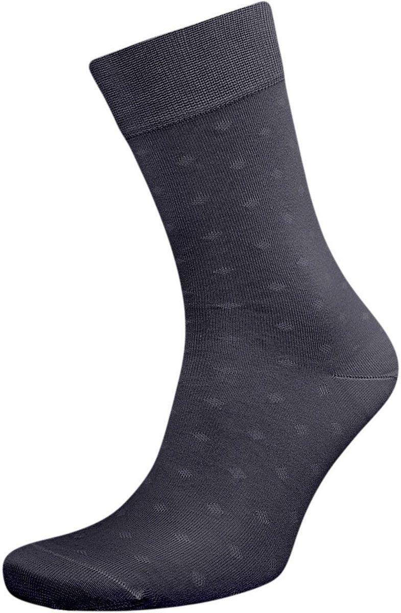 НоскиZC117Классические мужские носки Гранд выполнены из высококачественного хлопка, для повседневной носки. Носки, оформленные рисунком мелкий ромб, имеют кеттельный шов (плоский), усиленные пятку и мысок, анатомическую резинку. Носки долгое время сохраняют форму и цвет, а так же обладают антибактериальными и терморегулирующими свойствами.