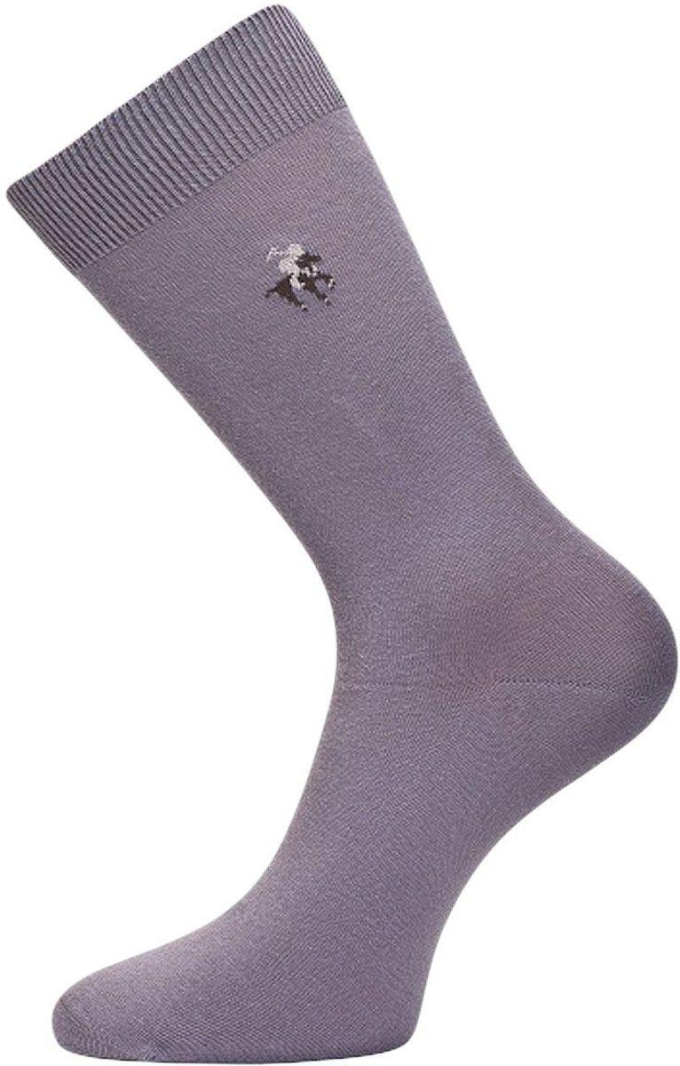 НоскиZC22Мужские носки Гранд выполнены из хлопка, для повседневной носки. Носки изготовлены по европейским стандартам из лучшей гребенной пряжи. Носки имеют безупречный внешний вид, усиленные пятку и мысок для повышенной износостойкости, после стирки не меняют цвет. Функция отвода влаги позволяет сохранить ноги сухими. Благодаря свойствам эластана, не теряют первоначальный вид. Носки произведены по европейским стандартам на современных вязальных автоматах.