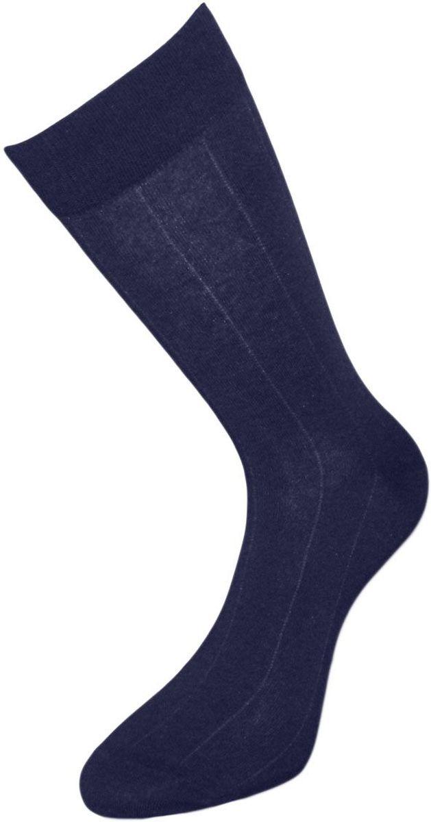 НоскиZCL128Мужские носки из хлопка премиум класса: - основа материала – высококачественный хлопок; - текстурный рисунок по всему носку продольные тонкие полоски - бесшовная технология зашивки мыска (кеттельный шов); - хорошо держат форму и обладают повышенной воздухопроницаемостью; - не линяют после многочисленных стирок; - усиленные пятка и мысок для повышенной износостойкости; - мягкая анатомическая резинка. Носки произведены по европейским стандартам на современных вязальных автоматах.