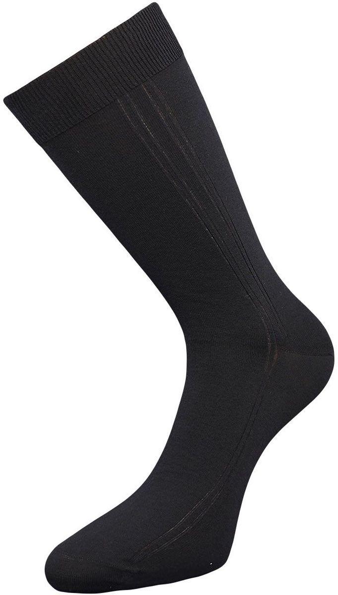 ZC89Классические мужские носки Гранд выполнены из высококачественного хлопка для, повседневной носки. Модель оформлена рисунком вертикальные полосы. Носки имеют кеттельный шов (плоский), усиленные пятку и мысок, и анатомическую резинку. Носки долгое время сохраняют форму и цвет, а так же обладают антибактериальными и терморегулирующими свойствами.