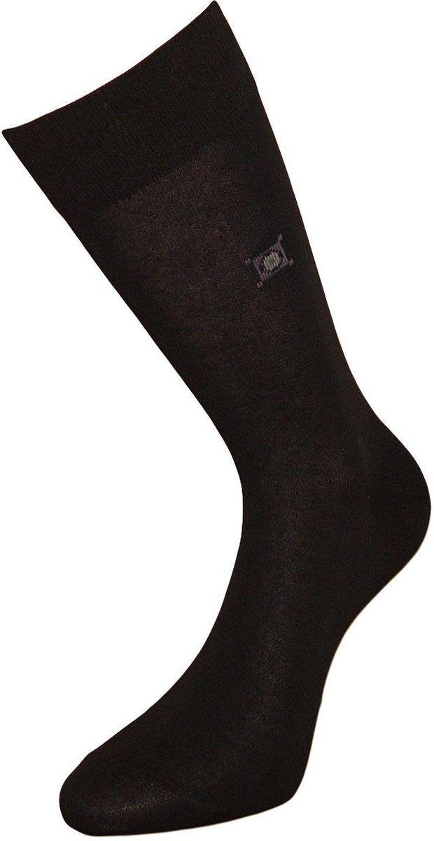 НоскиZC99Классические мужские носки Гранд выполнены из высококачественного хлопка для, повседневной носки. Модель оформлена рисунком мелкие ромбы по всему носку. Носки имеют кеттельный шов (плоский), усиленные пятку и мысок, и анатомическую резинку. Носки долгое время сохраняют форму и цвет, а так же обладают антибактериальными и терморегулирующими свойствами.