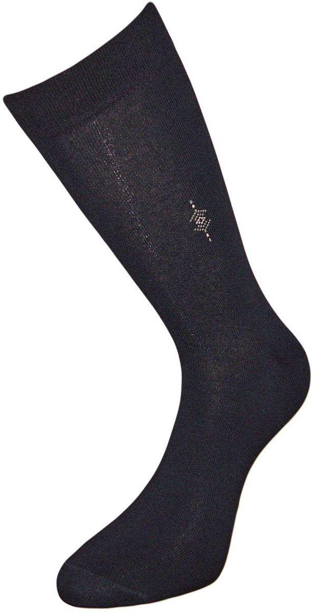 НоскиZCL112Мужские носки Гранд выполнены из хлопка и оформлены мелким рисунком на паголенке, для повседневной носки. Носки с бесшовной технологией зашивки мыска (кеттельный шов) хорошо держат форму и обладают повышенной воздухопроницаемостью, после стирки не меняют цвет, имеют безупречный внешний вид, усиленные пятку и мысок для повышенной износостойкости, благодаря свойствам эластана, не теряют первоначальный вид. Носки произведены по европейским стандартам на современных вязальных автоматах.