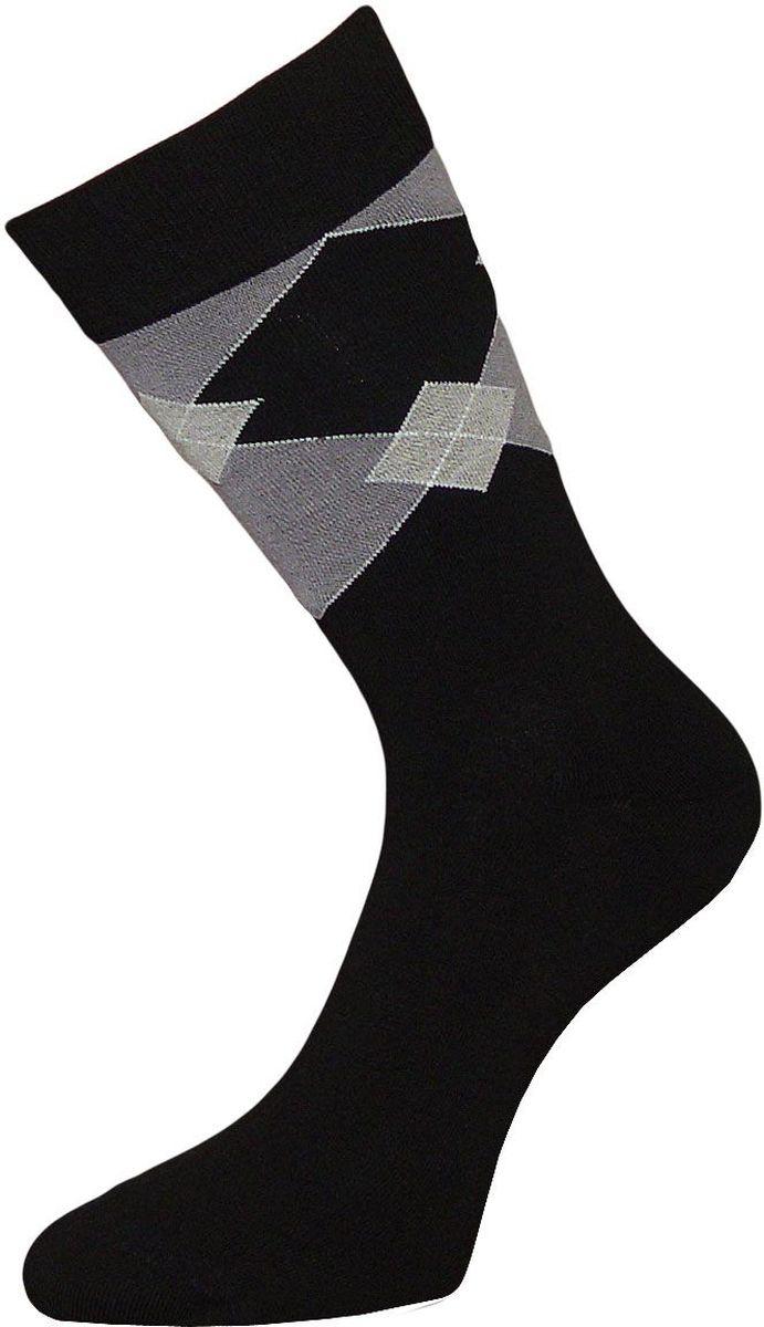 НоскиZCL119Мужские носки Гранд выполнены из хлопка, для повседневной носки. Основа материала - высококачественный хлопок. Носки хорошо держат форму и обладают повышенной воздухопроницаемостью, не линяют после многочисленных стирок, имеют кеттельный шов, усиленные пятку и мысок для повышенной износостойкости, и мягкую анатомическую резинку. Носки произведены по европейским стандартам на современных вязальных автоматах.