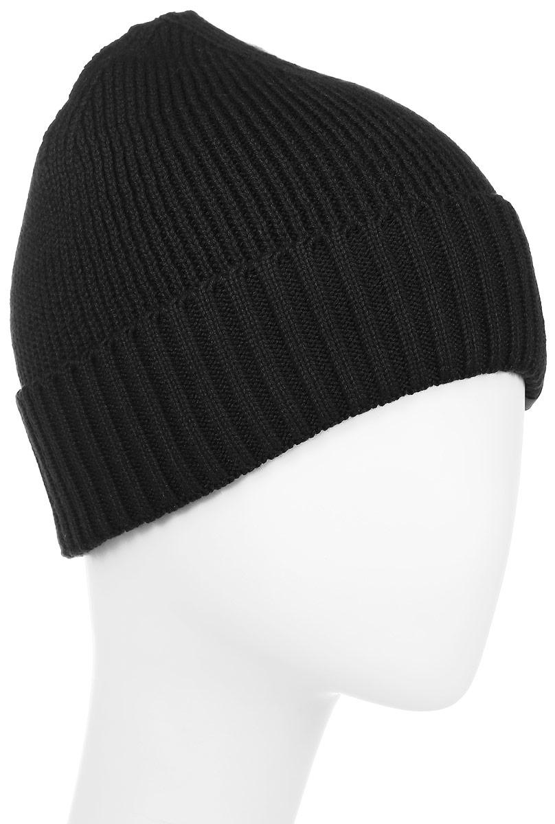 Босс-22Вязаная шапка для мальчика Concept идеально подойдет для прогулок в холодное время года. Изготовленная из высококачественных материалов, она обладает хорошими дышащими свойствами и удерживает тепло. Модель с отворотом дополнена нашивкой с надписью. Такая шапка станет модным и стильным предметом детского гардероба. Уважаемые клиенты! Размер, доступный для заказа, является обхватом головы ребенка.