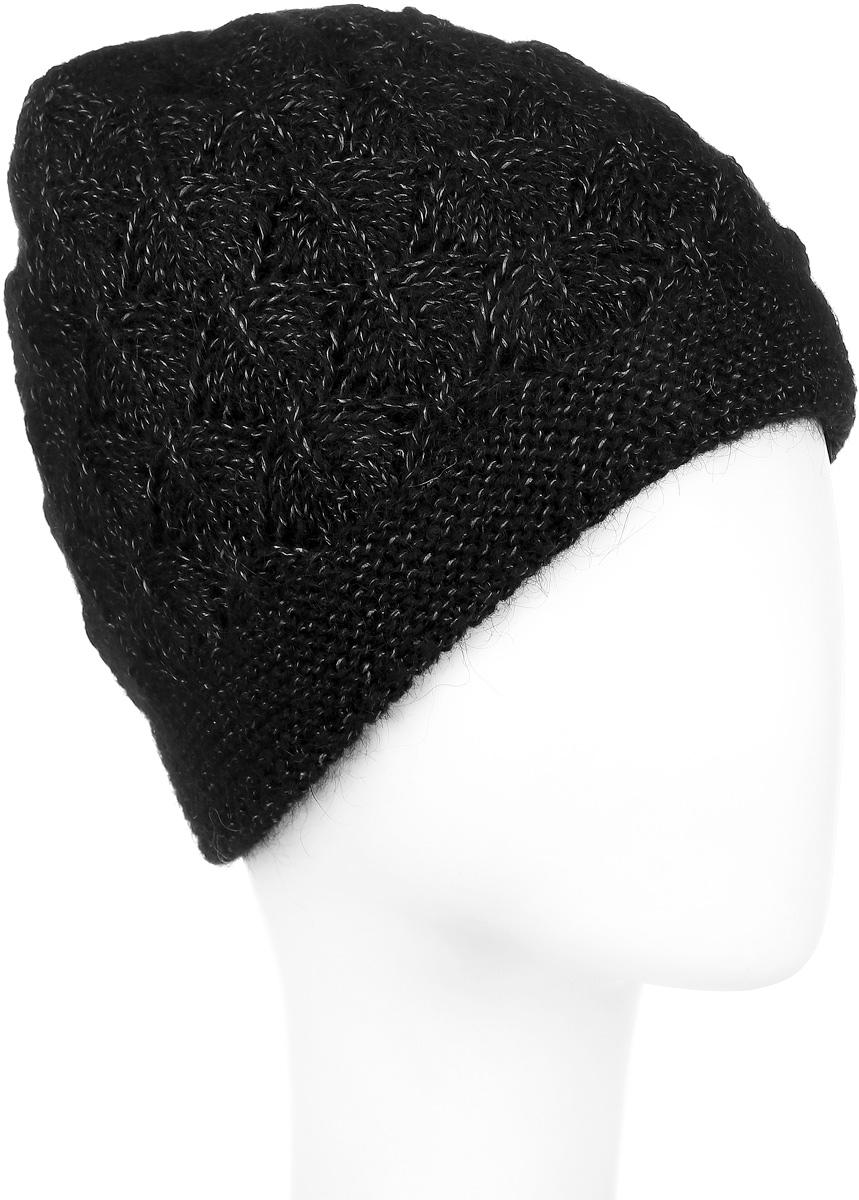 ШапкаSWH5016/3Вязаная женская шапка Snezhna идеально подойдет для вас в холодное время года. Изготовленная из высококачественных материалов, она мягкая и приятная на ощупь, обладает хорошими дышащими свойствами и максимально удерживает тепло. Шапка плотно облегает голову, благодаря чему надежно защищает от ветра и мороза. Шапка оформлена крупным вязаным узором. Такой стильный и теплый аксессуар дополнит ваш образ и подчеркнет индивидуальность! Уважаемые клиенты! Размер, доступный для заказа, является обхватом головы.