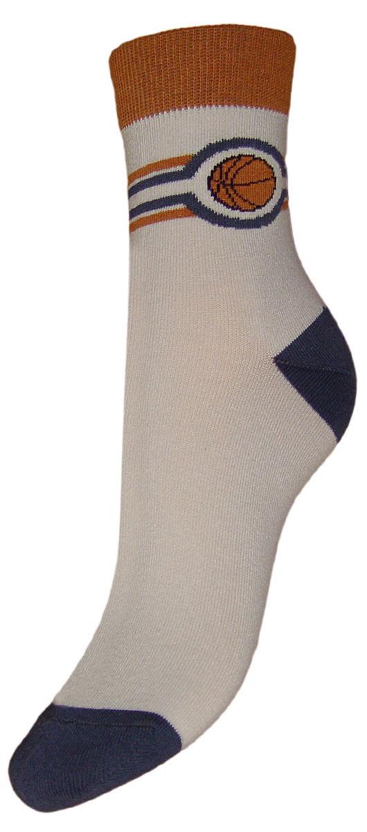 TCL7Детские подростковые носки из высококачественного хлопка: - изготовлены по европейским стандартам из самой лучшей гребенной пряжи; - широкая цветовая гамма; - рисунок баскетбольный мяч на паголенке; - после стирки не меняют цвет; - усиленные пятка и мысок для повышенной износостойкости; - функция отвода влаги позволяет сохранить ноги сухими; - благодаря свойствам эластана, не теряют первоначальный вид; Носки долгое время сохраняют форму и цвет, а так же обладают антибактериальными и терморегулирующими свойствами.