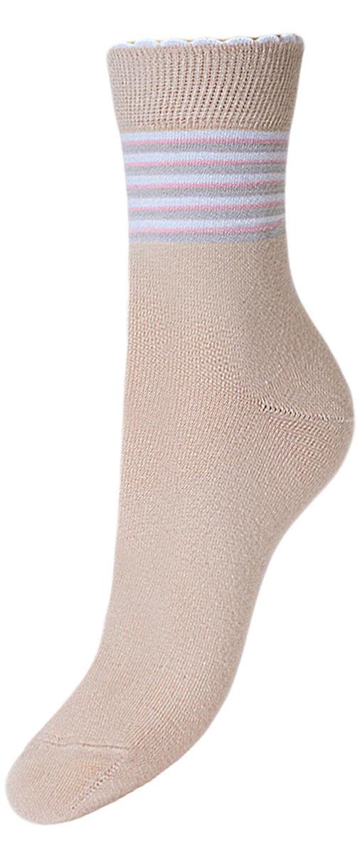 НоскиYCL23Детские носки выполнены из высококачественного хлопка .Носки с текстурным рисунком на паголенке полоски имеют мягкую анатомическую резинку в два борта с пикотом , хорошо держат форму и обладают повышенной воздухопроницаемостью, приятные на ощупь, после стирки не меняют цвет, усилены пятка и мысок для повышенной износостойкости, функция отвода влаги позволяет сохранить ноги сухими, благодаря эластану не теряют первоначальные свойства. Компания Гранд использует только натуральные волокна для изготовления детских носков по всем требованиям медицинских стандартов, что не наносит вреда детской коже.