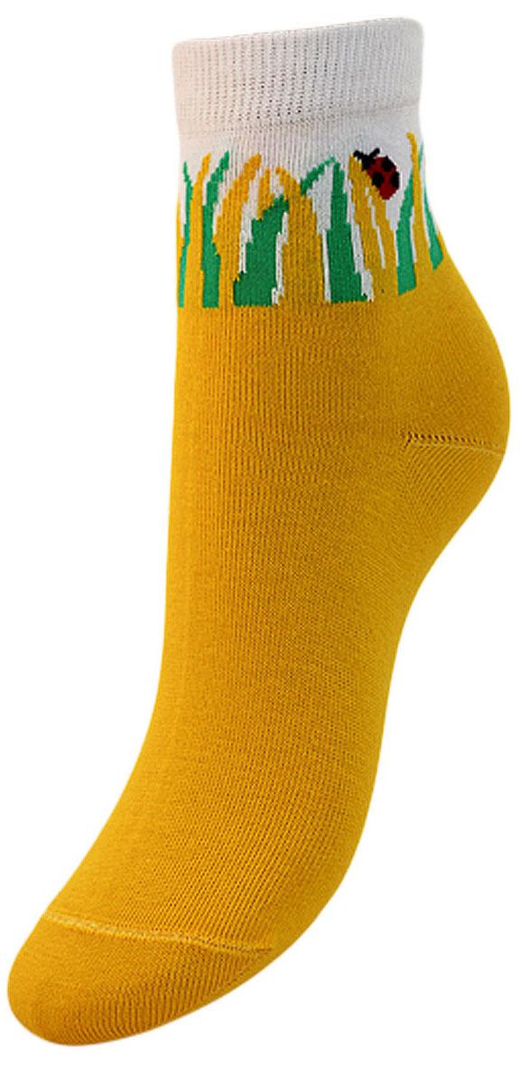 YCL33Детские носки из высококачественного хлопка: - текстурный рисунок на паголенке божья коровка сидит на травке; - хорошо держат форму и обладают повышенной воздухопроницаемостью; - безупречный внешний вид; - после стирки не меняют цвет; - усиленные пятка и мысок для повышенной износостойкости; Носки долгое время сохраняют форму и цвет, а так же обладают антибактериальными и терморегулирующими свойствами.