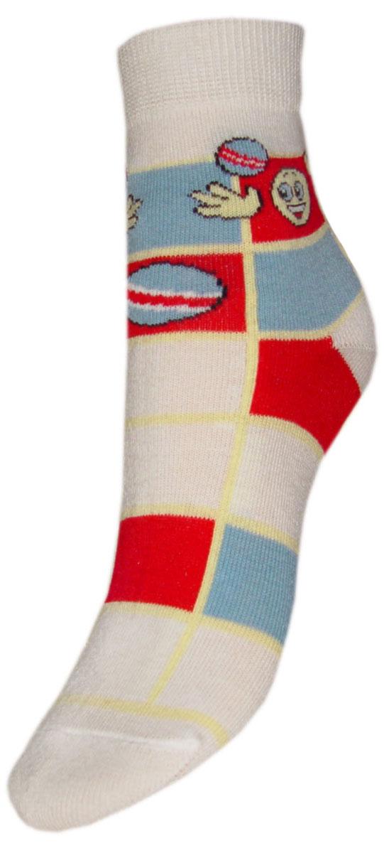 НоскиYCL35Детские носки выполнены из высококачественного хлопка. Носки с текстурным рисунком квадраты хорошо держат форму и обладают повышенной воздухопроницаемостью, имеют безупречный внешний вид, после стирки не меняют цвет, усиленные пятка и мысок для повышенной износостойкости. Носки долгое время сохраняют форму и цвет, а так же обладают антибактериальными и терморегулирующими свойствами.