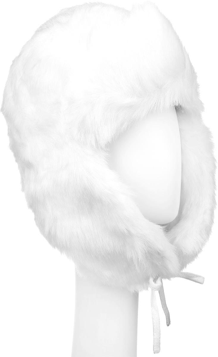 ШапкаNINONТеплая шапка Herman выполнена из искусственного меха. Подкладка выполнена из высококачественного нейлона. Шапка дополнена завязками. Уважаемые клиенты! Размер, доступный для заказа, является обхватом головы.