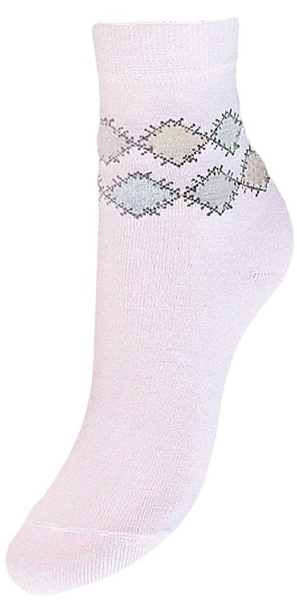 НоскиYCL40Детские носки выполнены из высококачественного хлопка. Носки имеют классический паголенок с рисунком ромбы, хорошо держат форму и обладают повышенной воздухопроницаемостью, после стирки не меняют цвет, усилены пятка и мысок. За счет добавленной лайкры в пряжу, повышена эластичность и срок службы изделия. Носки долгое время сохраняют форму и цвет, а так же обладают антибактериальными и терморегулирующими свойствами.