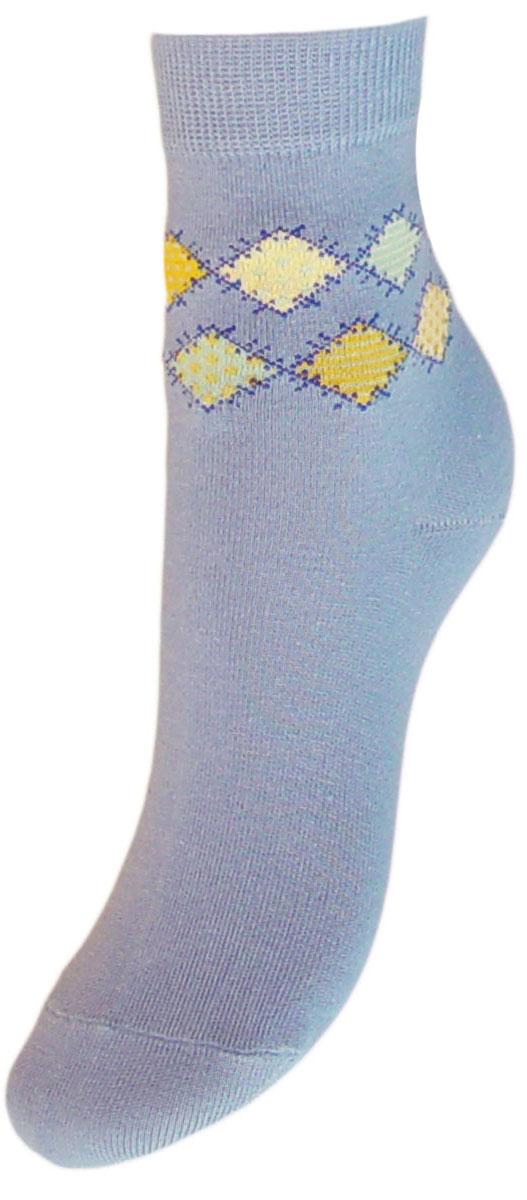 YCL40Детские носки из высококачественного хлопка: - широкая цветовая гамма - классический паголенок с рисунком ромбы - хорошо держат форму и обладают повышенной воздухопроницаемостью; - безупречный внешний вид; - после стирки не меняют цвет; - усилены пятка и мысок - за счёт добавленной лайкры в пряжу, повышена эластичность и срок службы изделия. Носки долгое время сохраняют форму и цвет, а так же обладают антибактериальными и терморегулирующими свойствами.