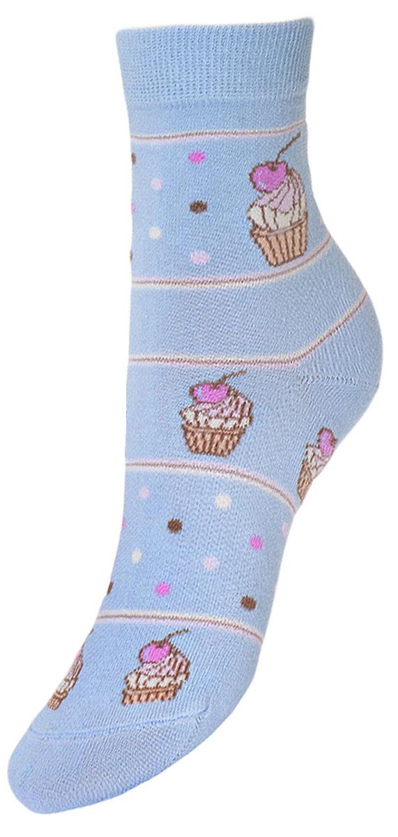 НоскиYCL45Детские носки выполнены из высококачественного хлопка, предназначены для повседневной носки. Носки с текстурным рисунком по всему носку пирожное с вишней имеют бесшовную технологию зашивки мыска (кеттельный шов), безупречный внешний вид, хорошо держат форму и обладают повышенной воздухопроницаемостью, после стирки не меняют цвет, усилены пятка и мысок. За счет добавленной лайкры в пряжу, повышена эластичность и срок службы изделия. Носки долгое время сохраняют форму и цвет, а так же обладают антибактериальными и терморегулирующими свойствами.