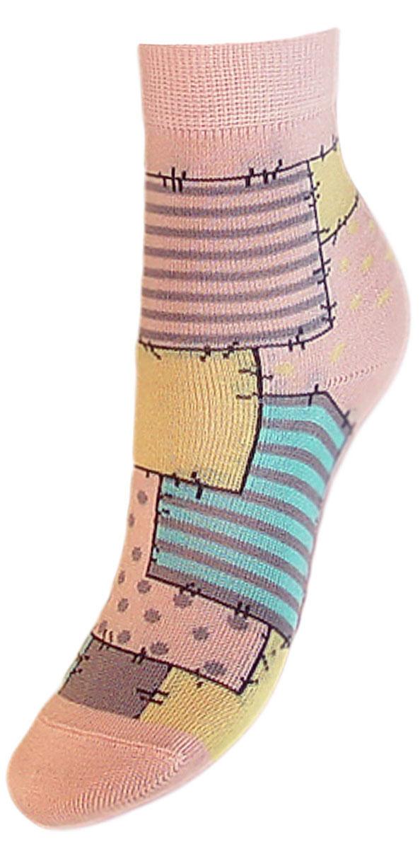YCL48Детские носки выполнены из высококачественного хлопка. Носки с текстурным рисунком по всему носку заплатки хорошо держат форму и обладают повышенной воздухопроницаемостью, имеют безупречный внешний вид, после стирки не меняют цвет, усилены пятка и мысок. За счет добавления лайкры в пряжу, повышена эластичность и срок службы изделия. Носки произведены по европейским стандартам на современный вязальных автоматах.