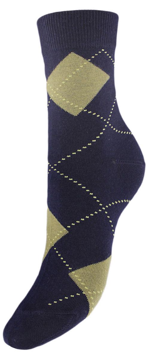 YCL50Детские носки выполнены из высококачественного хлопка. Носки оформлены рисунком ромбы по всему носку, имеют классический паголенок и безупречный внешний вид, хорошо держат форму и обладают повышенной воздухопроницаемостью, после стирки не меняют цвет, усилены пятка и мысок. За счет добавления лайкры в пряжу, повышена эластичность и срок службы изделия. Носки долгое время сохраняют форму и цвет, а так же обладают антибактериальными и терморегулирующими свойствами.