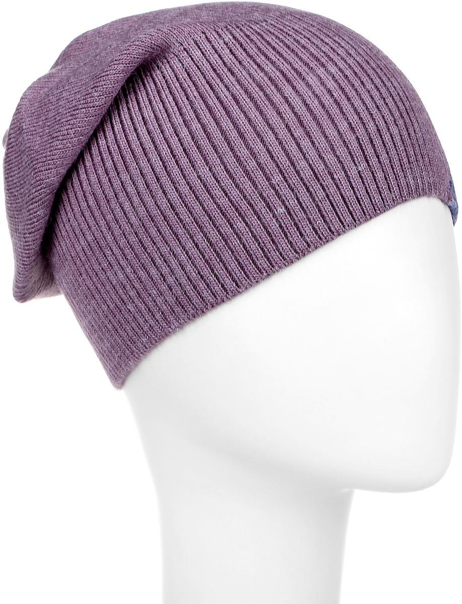 Шапка детскаяДуэт-22Теплая шапка для девочки Concept выполнена из акрила и шерсти. Удлиненная детская шапочка оформлена контрастным принтом и дополнена аппликацией из страз. Уважаемые клиенты! Размер, доступный для заказа, является обхватом головы.