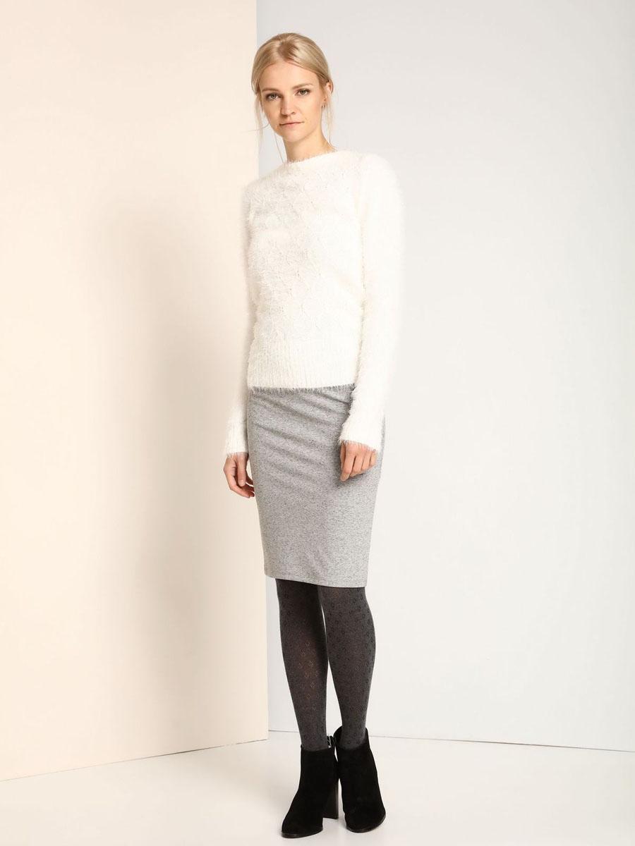 ЮбкаSSD1037SZСтильная юбка-карандаш Top Secret выполнена из высококачественного комбинированного материала. Модель по поясу дополнена эластичной резинкой.