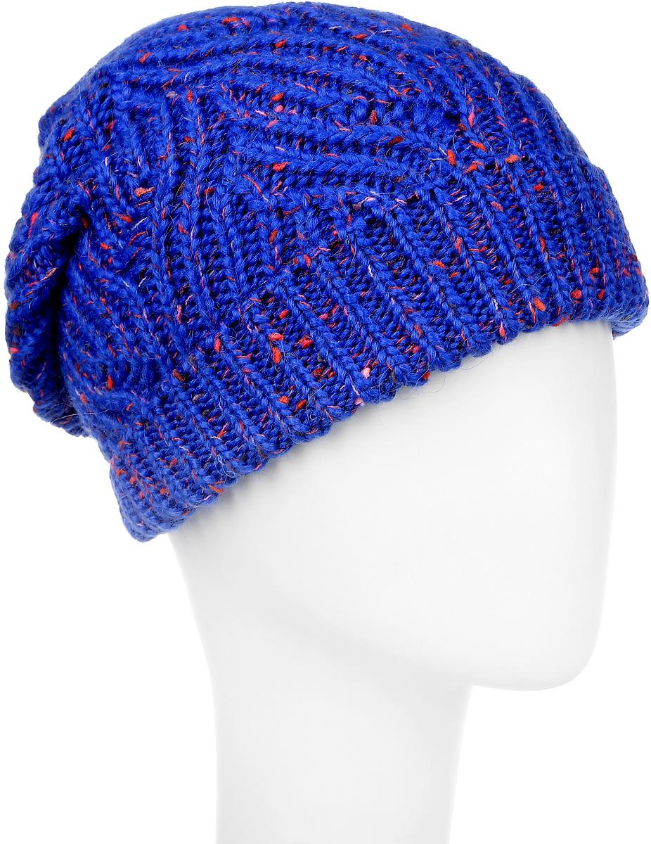 MWH5791/2Вязаная женская шапка Marhatter отлично подойдет для модниц в холодное время года. Изготовленная из высококачественных материалов, она мягкая и приятная на ощупь, обладает хорошими дышащими свойствами и максимально удерживает тепло. Подкладка шапки выполнена из мягкого теплого полиэстера. Такой стильный и теплый аксессуар дополнит ваш образ и подчеркнет индивидуальность! Уважаемые клиенты! Размер, доступный для заказа, является обхватом головы.