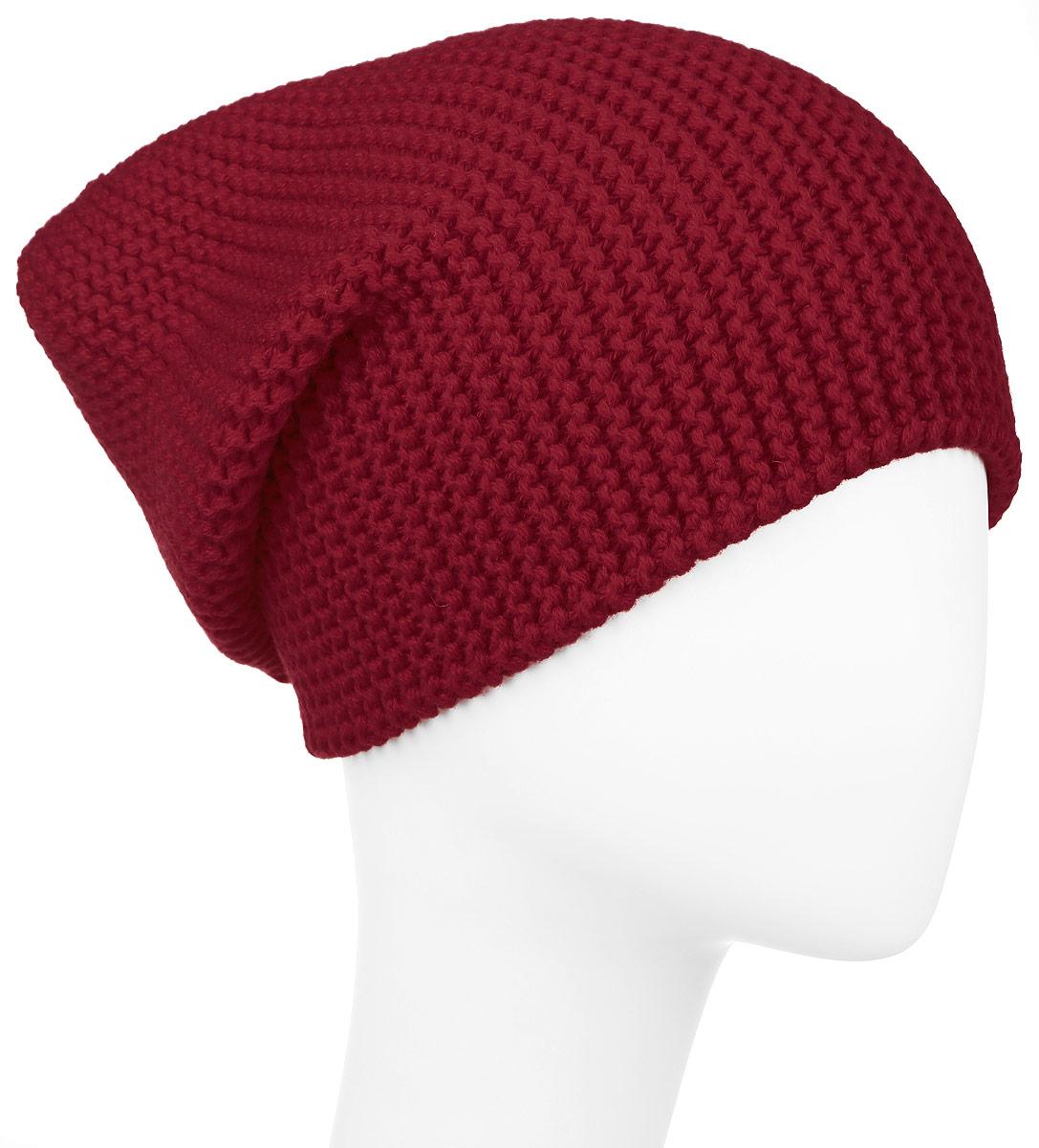 W16-21114_202Мужская шапка Finn Flare, выполненная из шерсти и акрила, отлично дополнит ваш образ в холодную погоду. Вязаная модель декорирована фирменной металлической нашивкой. Шапка составит идеальный комплект с модной верхней одеждой и подарит вам уют и тепло. Уважаемые клиенты! Размер, доступный для заказа, является обхватом головы.