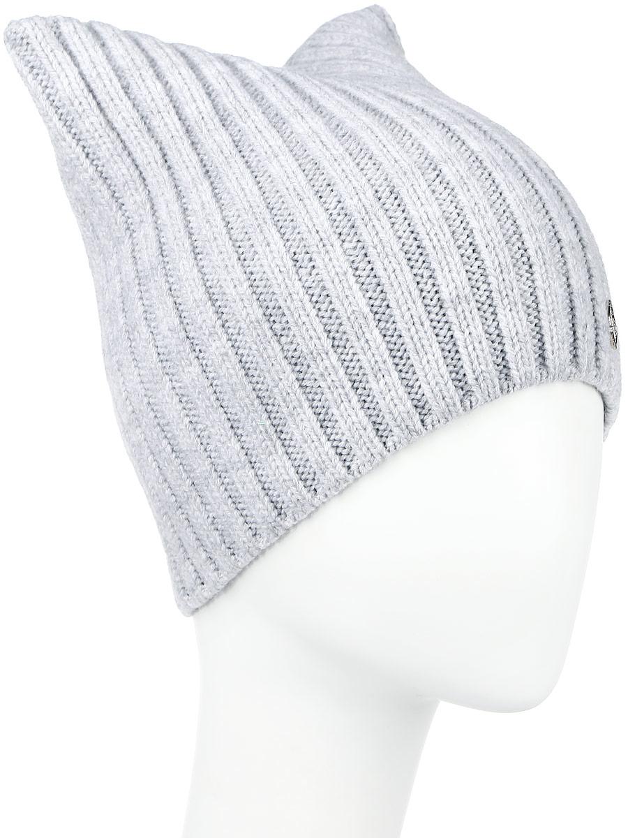 W16-32129_211Вязаная женская шапка Finn Flare отлично подойдет для модниц в холодное время года. Изготовленная из шерсти и акрила, она мягкая и приятная на ощупь, обладает хорошими дышащими свойствами и максимально удерживает тепло. Модель квадратной формы связана резинкой и украшена небольшой металлической пластиной с названием бренда. Такая шапка не только теплый головной убор, но и стильный аксессуар. Она подчеркнет ваш образ и индивидуальность! Уважаемые клиенты! Размер, доступный для заказа, является обхватом головы.