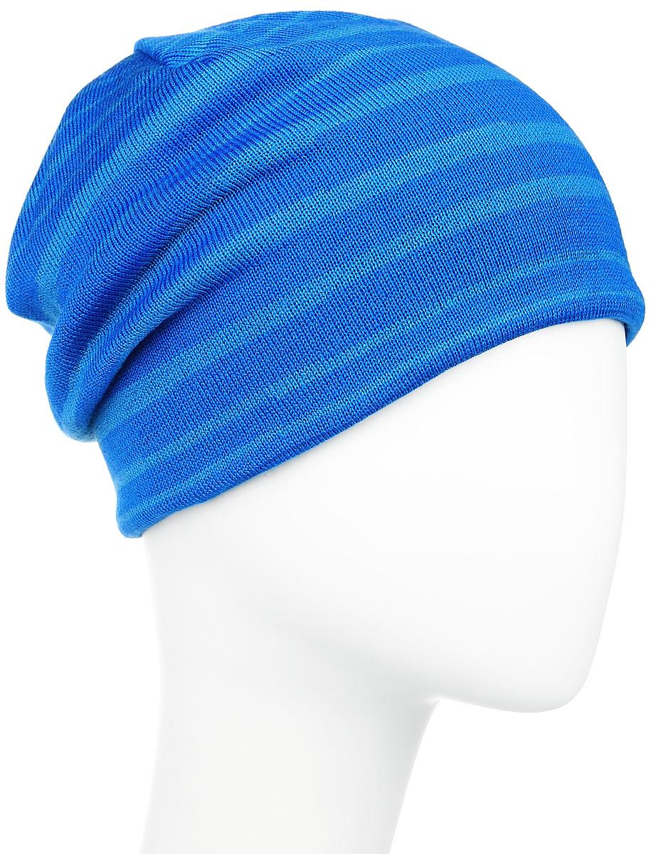 Шапка детская538023-3710Комфортная детская шапка Reima Fuchs идеально подойдет для прогулок в прохладное время года и защитит вашего ребенка от ветра. Шапочка изготовлена из шерсти и акрила. Внутри - флисовая подкладка. Модель оформлена интересным принтом в полоску. Сбоку шапка дополнена нашивкой с названием бренда. В такой шапке ваш ребенок будет чувствовать себя уютно и комфортно и всегда будет в центре внимания! Уважаемые клиенты! Размер, доступный для заказа, является обхватом головы ребенка.
