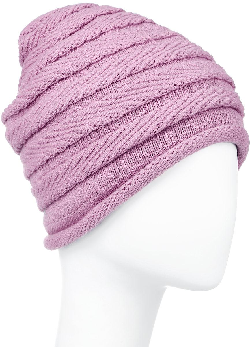 W16-11129_200Стильная женская шапка Finn Flare дополнит ваш наряд и не позволит вам замерзнуть в холодное время года. Шапка выполнена из высококачественной комбинированной пряжи, что позволяет ей великолепно сохранять тепло и обеспечивает высокую эластичность и удобство посадки. Изделие дополнено теплой подкладкой. Модель с удлиненной макушкой оформлена металлической эмблемой с логотипом производителя. Такая шапка станет модным и стильным дополнением вашего гардероба. Она согреет вас и позволит подчеркнуть свою индивидуальность! Уважаемые клиенты! Размер, доступный для заказа, является обхватом головы.