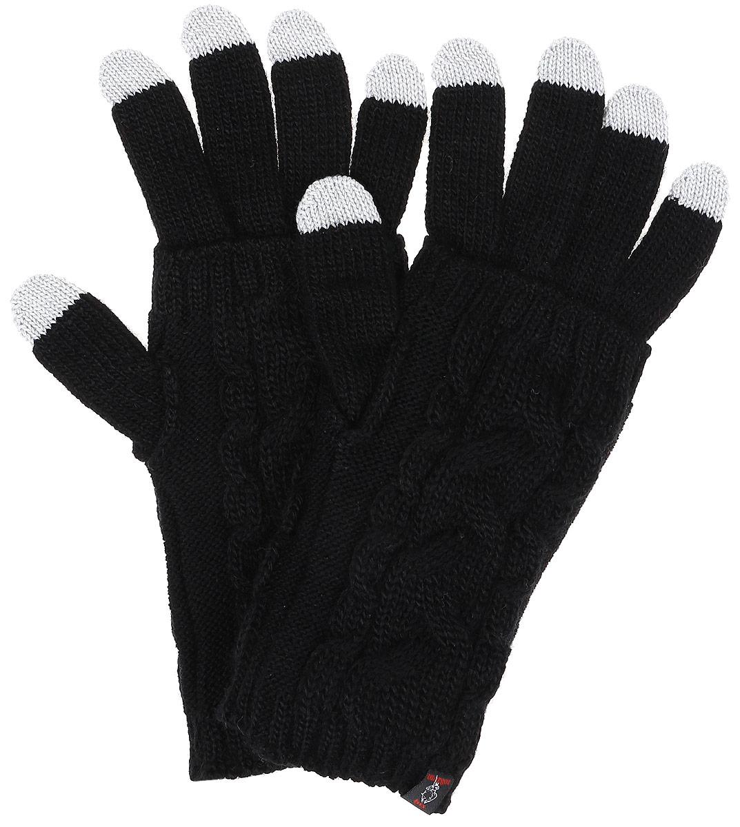 Перчатки детскиеTangala-22Вязаные перчатки для девочки Margot Bis Tangala идеально подойдут для прогулок в прохладное время года. Изготовленные из 100% акрила, они необычайно мягкие и приятные на ощупь. На пальцах специальные волокна, дающие возможность пользоваться тачскрином смартфона или планшета, находясь в тепле не снимая перчатку. Изделие дополнено широкими эластичными манжетами, не стягивающими запястья и надежно фиксирующими их на ручках ребенка. Манжеты связаны резинкой. Модель дополнена съемными вязаными митенками. Современный дизайн и расцветка делают эти перчатки модным и стильным предметом детского гардероба.