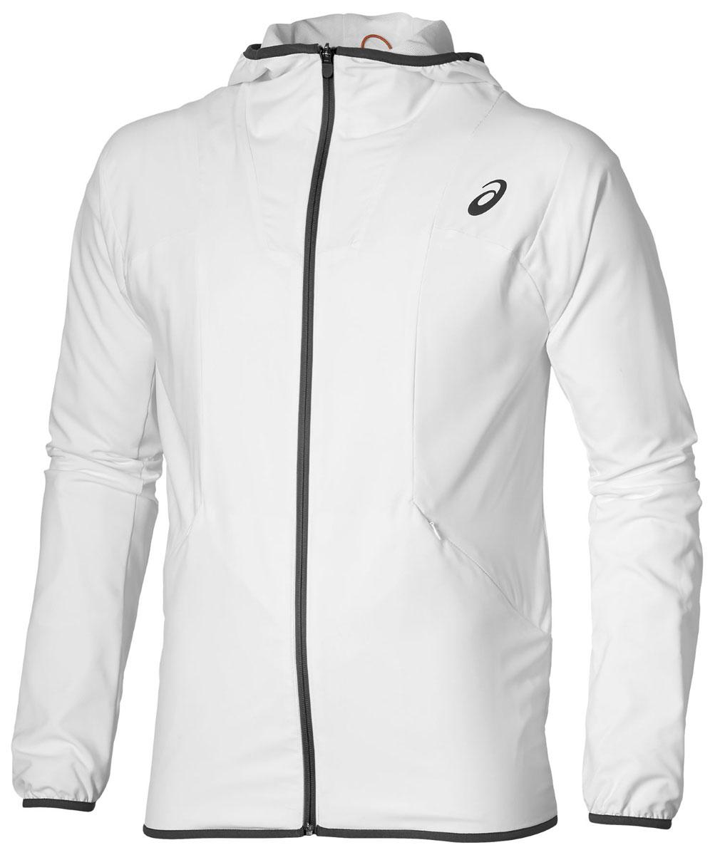 Ветровка134645-0001Классическая куртка прекрасно подойдет для разогрева перед матчем или тренировки в уюте и тепле. Влагостойкая ткань сохраняет сухость и комфорт и защищает от воздействия ультрафиолета. Выполните несколько пробных ударов в куртке, в которой легко двигаться, подавать и принимать мячи. Эргономичный дизайн и простроченные вставки выглядят очень стильно. Комфортная температура тела благодаря дышащим сетчатым вставкам и системе влагоотведения Свобода движений благодаря особому крою курткиВсе мелочи в безопасности в карманах на молнии