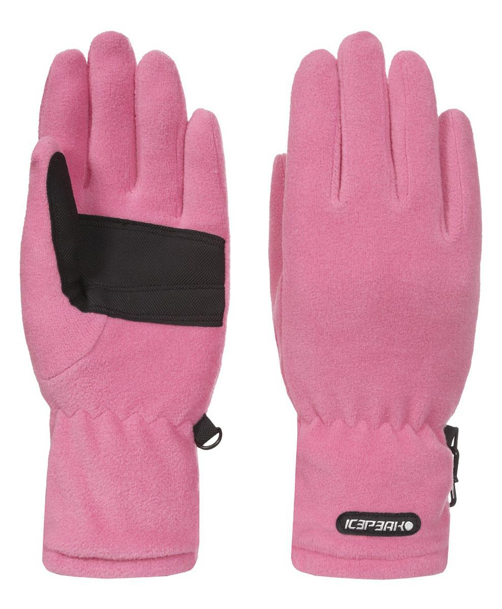 Перчатки детские652851540IVПерчатки Icepeak полностью выполнены из высококачественного утепленного полиэстера и оформлены фирменными нашивками. Эластичная резинка надежно фиксирует модель на руке и не стягивает запястье.