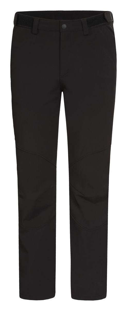 Брюки636801382LVМужские брюки от Luhta выполнены из эластичного полиэстера, с изнаночной стороны они утеплены флисом. Модель застегивается на пуговицу и крючок в талии и ширинку на молнии, имеются шлевки для ремня. Спереди брюки дополнены двумя врезными карманами. Низ брючин дополнен утяжками со стопперами.