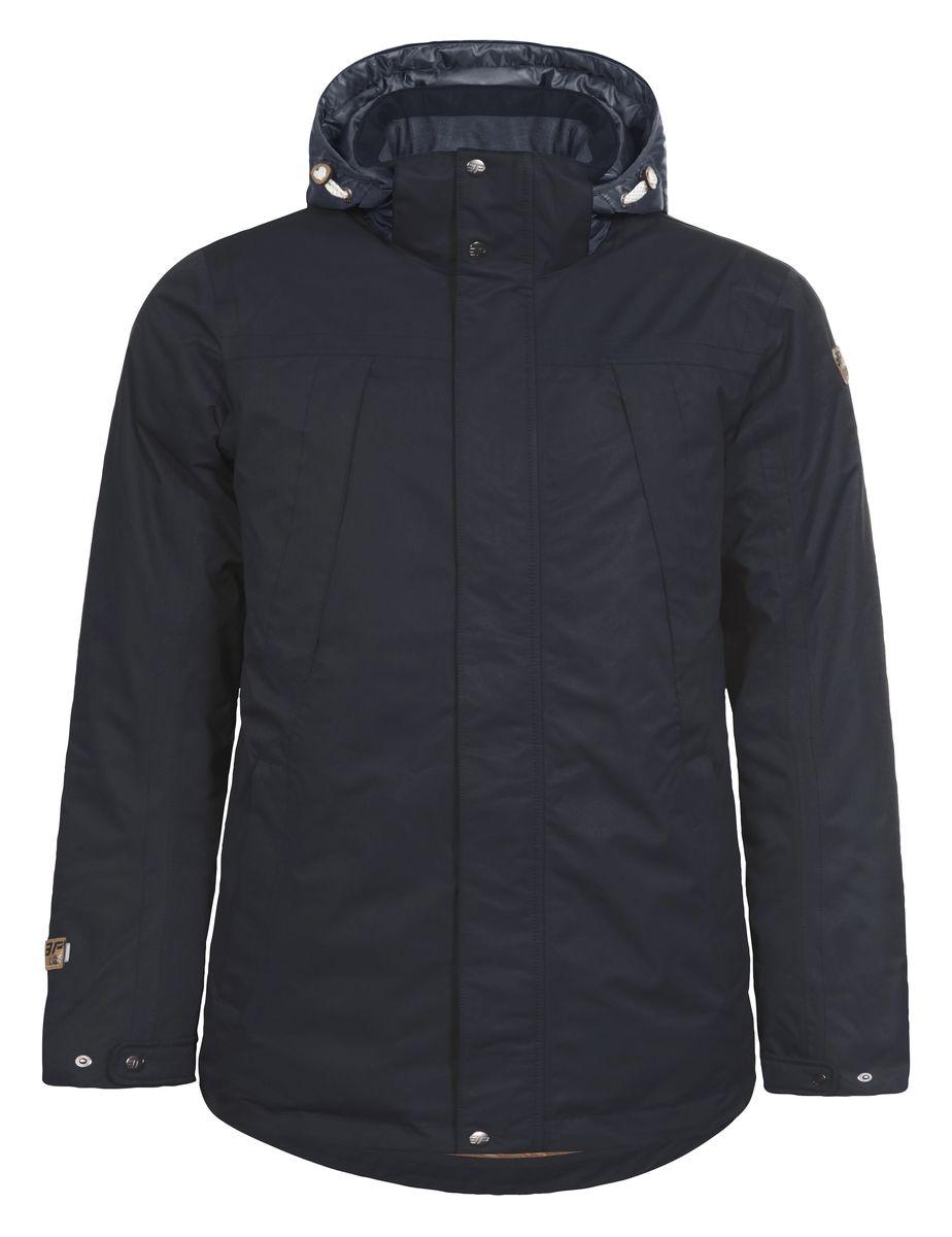 Куртка656028553IVКуртка Icepeak Terry, изготовленная из водоотталкивающей и ветрозащитной ткани, которая создает оптимальный микроклимат внутри куртки, утеплена полиэстером (200 гр.). Помимо этого здесь использовался утеплитель Super soft touch, состоящий из множества слоев тончайших волокон, которые обеспечивают отличную термоизоляцию, но не утяжеляют изделие. Куртка с воротником-стойкой и капюшоном застегивается на молнию с ветрозащитным клапаном на кнопках и липучках. Капюшон пристегивается при помощи кнопок и молнии. Рукава дополнены хлястиками на кнопках для регулировки размера. Спереди куртка дополнена четырьмя врезными карманами на молнии, а с внутренней стороны расположены один втачной карман на молнии. Низ куртки дополнен кулиской со стопперами.