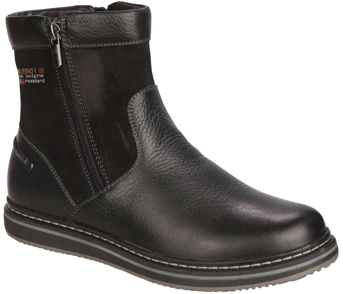 64128Удобные и теплые полусапоги от Kapika выполнены из натуральной кожи в сочетании с натуральной замшей. Застежка-молния надежно фиксирует изделие на ноге. Мягкая подкладка и съемная стелька из натуральной овчины обеспечивают тепло, циркуляцию воздуха и сохраняют комфортный микроклимат в обуви. Подошва с протектором гарантирует идеальное сцепление с любыми поверхностями. Сбоку модель оформлена декоративной молнией. Модель большемерит на 2 размера.