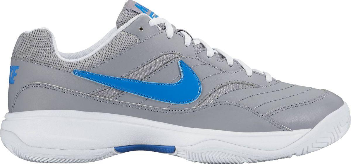 845021-041Кроссовки для тенниса Nike Court Lite из кожи и сетки, которая повышает воздухопроницаемость. Подметка GDR для надежного сцепления. Полноразмерная подошва из материала Phylon обеспечивает амортизацию без утяжеления. Дополнительный слой материала на носке для повышенной износоустойчивости. Шнуровка, резиновая подошва.