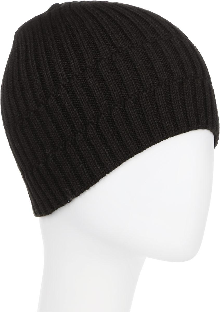 Шапка детскаяШанс-22-1Стильная вязаная шапка для мальчика Concept идеально подойдет для прогулок в прохладное время года. Изготовленная из хлопка с добавлением пана, она обладает хорошими дышащими свойствами и хорошо удерживает тепло. Шапка декорирована небольшой текстильной нашивкой с логотипом бренда. Уважаемые клиенты! Размер, доступный для заказа, является обхватом головы ребенка.
