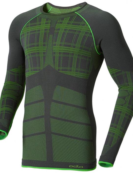 Термобелье футболка180752Мужская футболка с длинным рукавом выполнена по технологии трехмерной вязки, позволяющей свести количество швов к минимуму и избежать трений и дискомфорта во время носки. Зональные вставки обеспечивают идеальный уровень влагоотведения и повышенный уровень теплоизоляции. Благодаря специальной антибактериальной обработке ионами серебра, предотвращается образование запаха пота. из легкой, сверхмягкой ворсистой ткани для активного отдыха и занятий спортом при температуре до -15.