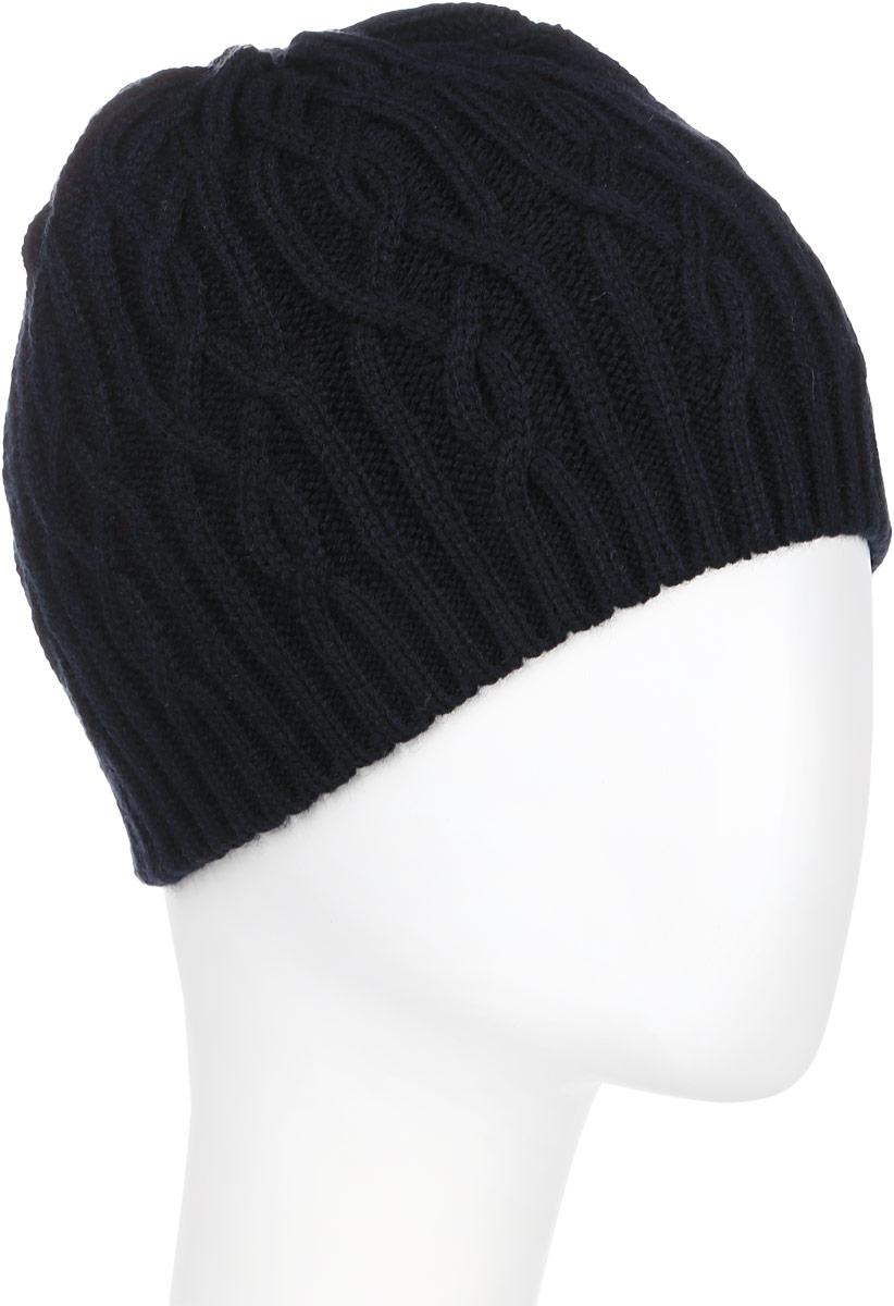 Шапка детскаяM040-22-1Стильная вязаная шапка для мальчика Concept идеально подойдет для прогулок в прохладное время года. Изготовленная из акрила с добавлением шерсти, она обладает хорошими дышащими свойствами и хорошо удерживает тепло. Шапка оформлена интересным узором. Понизу проходит вязаная резинка. Уважаемые клиенты! Размер, доступный для заказа, является обхватом головы ребенка.