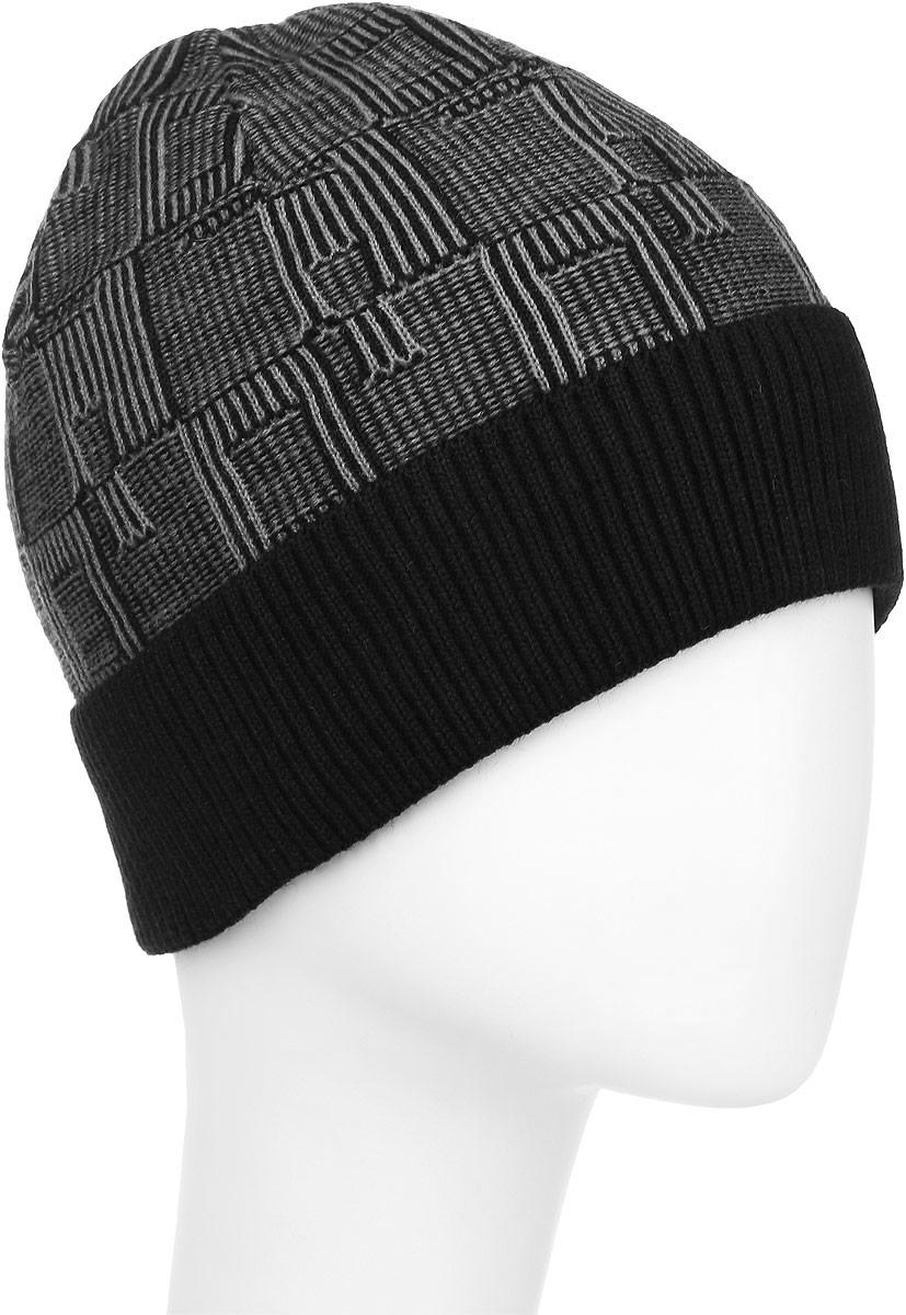 Шапка детскаяЛист-22-1Стильная легкая шапка для мальчика Concept выполнена из 100% пана, она обладает хорошими дышащими свойствами и отлично удерживает тепло. Изделие великолепно тянется и удобно сидит. Шапка украшена интересным принтом и дополнена отворотом. Уважаемые клиенты! Размер, доступный для заказа, является обхватом головы.