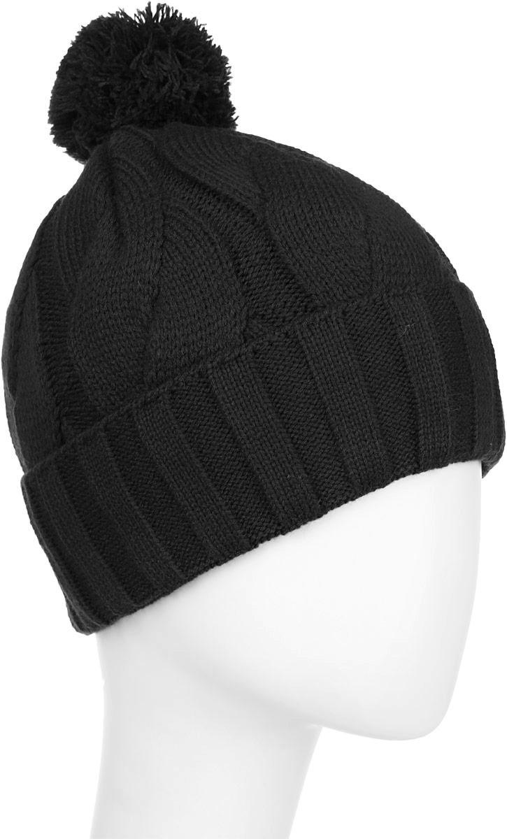 Шапка детскаяТайсон-22-1Стильная шапка для мальчика Concept идеально подойдет для прогулок в прохладное время года. Изготовленная из шерсти и акрила, она обладает хорошими дышащими свойствами и хорошо удерживает тепло. Шапка декорирована небольшой текстильной нашивкой. Дополнена модель небольшим помпоном на макушке и отворотом. Уважаемые клиенты! Размер, доступный для заказа, является обхватом головы ребенка.